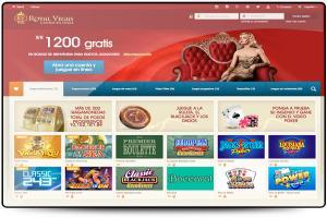 Royal Vegas Juegos Gratis Y Bono Bienvenida De Hasta 1200